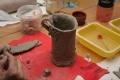 Keramika – pracovní postup